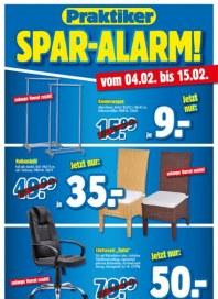 Praktiker Spar-Alarm Februar 2013 KW06