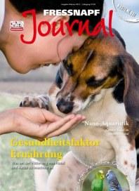 Fressnapf Journal Leseprobe Februar 2013 KW05