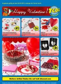 Tedi Happy Valentine Februar 2013 KW05