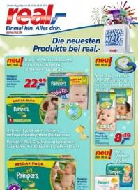 real,- Die neusten Produkte Februar 2013 KW06