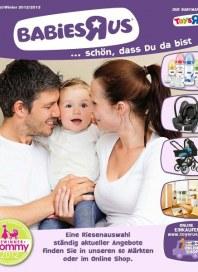 Babies'R'Us Schön, dass du da bist Januar 2013 KW01