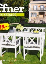 Höffner Garten-Katalog Februar 2013 KW06