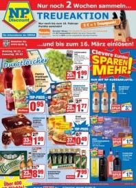 NP-Discount Aktueller Wochenflyer Februar 2013 KW06
