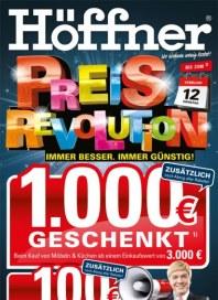 Höffner Preisrevolution Februar 2013 KW06 1
