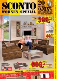 Sconto Wohnen Spezial Februar 2013 KW06