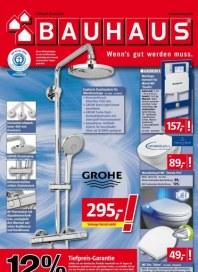 Bauhaus Aktuelle Angebote Februar 2013 KW06