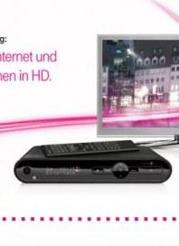 Telekom Shop Megaschnelles Internet und brillantes Fernsehen in HD Februar 2013 KW06