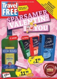 Global Travel Free Shop Sparsamer Valentin Februar 2013 KW06