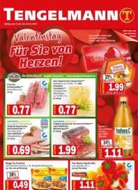 Tengelmann Valentinstag - Für Sie von Herzen Februar 2013 KW06
