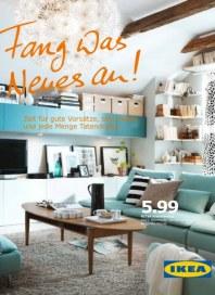 Ikea Fang was Neues an Januar 2013 KW05