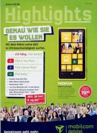 mobilcom Aktuelle Angebote Februar 2013 KW05
