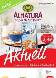 Alnatura Angebote Februar 2013 KW07 1