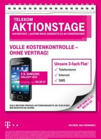 Telekom Shop Telekom Aktionstage Februar 2013 KW08
