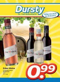 Dursty Angebote Februar 2013 KW08 2