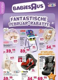Toys'R'us Babies-R-Us-Katalog Februar 2013 KW07