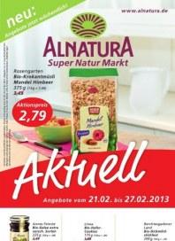 Alnatura Angebote Februar 2013 KW08 2