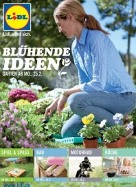 Lidl Blühende Ideen Februar 2013 KW09