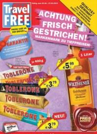 Global Travel Free Shop Achtung! Frisch gestrichen Februar 2013 KW08