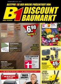 B1 Discount Baumarkt Aktuelle Angebote Februar 2013 KW07 2