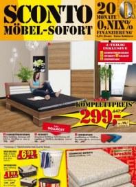 Sconto Schön Wohnen und Sparen Februar 2013 KW08