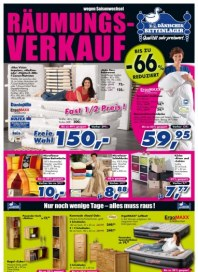 Dänisches Bettenlager Aktuelle Angebote Februar 2013 KW08 1