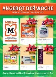Müller Angebot der Woche Februar 2013 KW08 1