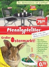 Pfennigpfeiffer Alles was Ihr Ostern braucht Februar 2013 KW09