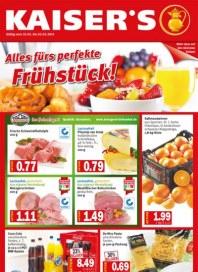 Kaiser's Alles fürs perfekte Frühstück Februar 2013 KW08