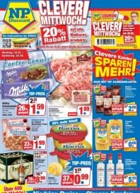 NP-Discount Aktueller Wochenflyer Februar 2013 KW08 1