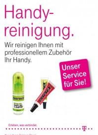 Telekom Shop Handyreinigung Februar 2013 KW08