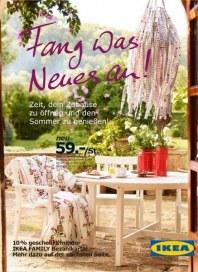 Ikea Fang was Neues an! Frühjahr 2013 Februar 2013 KW08