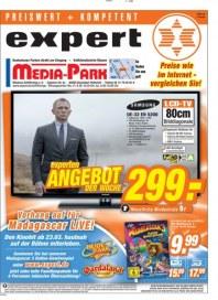 expert Media Park Jubelangebote Nr. 9 Februar 2013 KW09
