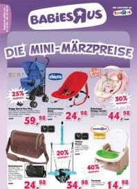 Toys'R'us Die Mini-Märzpreise März 2013 KW09
