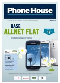Phone House Allnet-Flat März 2013 KW09