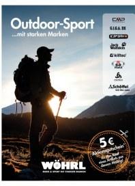 Wöhrl Outdoorsport mit starken Marken Winter/Frühjahr 2012/2013 September 2012 KW39