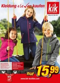 Kik Kleidung clever kaufen März 2013 KW10