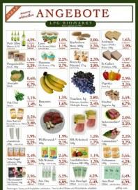 LPG Biomarkt Aktuelle Angebote Februar 2013 KW09