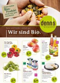 Denn's Biomarkt Aktuelle Angebote Februar 2013 KW09 1