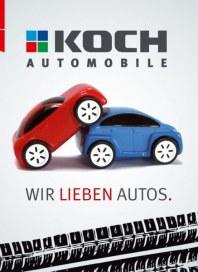 Koch Automobile Wir lieben Autos März 2013 KW09