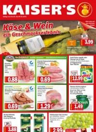 Kaiser's Käse & Wein - ein Geschmackserlebnis März 2013 KW09