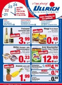 Ullrich Verbrauchermarkt Knüller März 2013 KW10