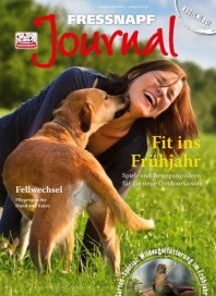 Fressnapf Journal Leseprobe März 2013 KW09
