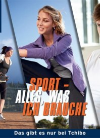 Tchibo Sport - Alles was ich brauche März 2013 KW11