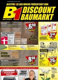 B1 Discount Baumarkt Aktuelle Angebote März 2013 KW09