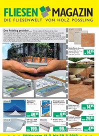 Holz Possling Fliesen Magazin März 2013 KW11