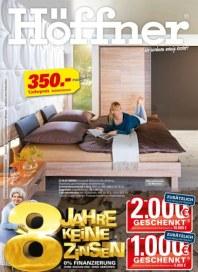 Höffner 8 Jahre keine Zinsen März 2013 KW10 3