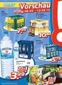 Dursty Angebote März 2013 KW10