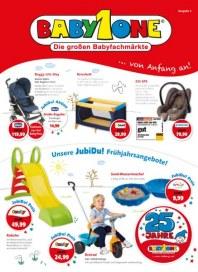 BabyOne Angebote März 2013 KW10