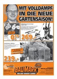 Globus Baumarkt Haupflyer März 2013 KW10