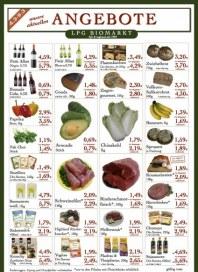 LPG Biomarkt Aktuelle Angebote März 2013 KW10